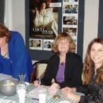 Tre af foreningens initiativtagere: Bente Gyhrs, Birgitte Albrechtsen og Christina Bardram