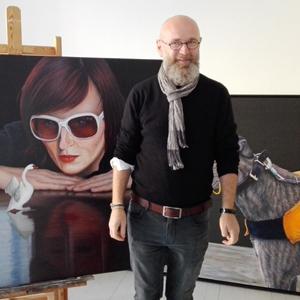 Portrætkursus 2020 på Falster og en ekstra dag med andre kunstneriske oplevelser.